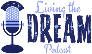 living the dream podcast with Joe Pardo and Krista Joy