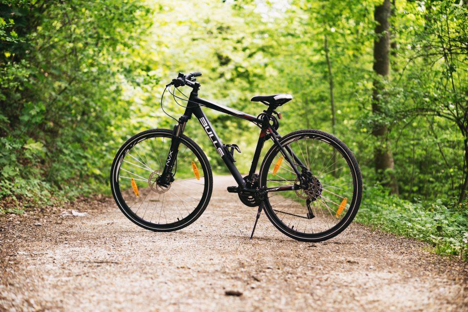biking checklist - basic equipment