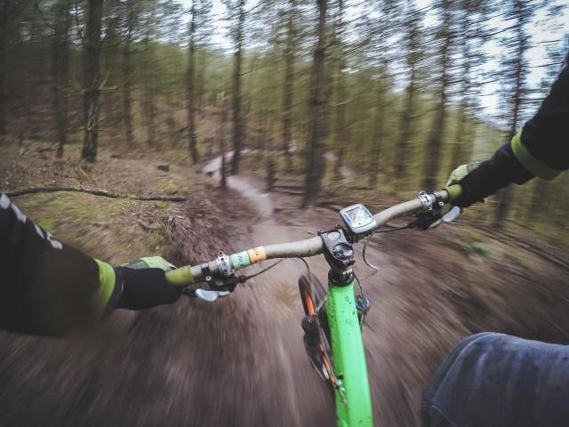 biking checklist - mountain biking
