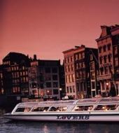 Amsterdam rejs statkiem