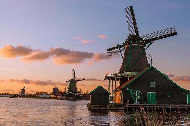 Wycieczki poza Amsterdam