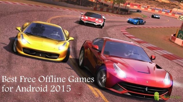 Best Free Offline Games for Android 2015