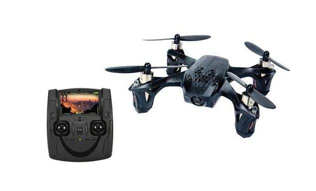 Hubsan H107D FPV X4 Mini RTF Quadcopter