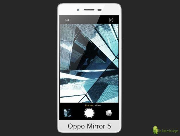 Oppo Mirror 5 Mobile