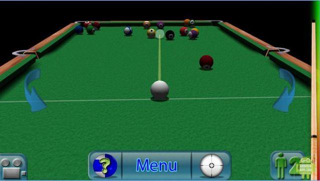 3D Pool Master Pro 8