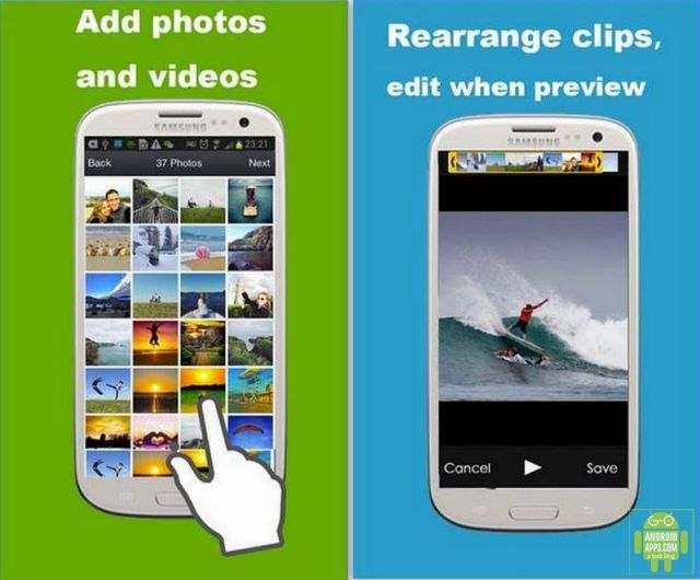 KlipMix - Free Video Maker
