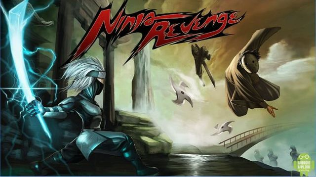 Ninja Revenge Game
