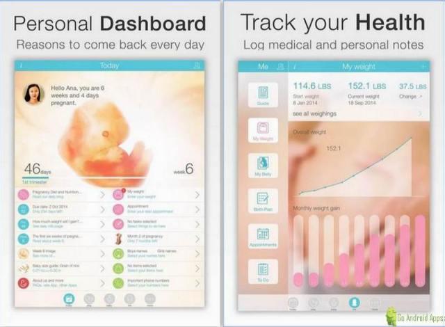 Pregnancy + App