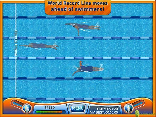 Swim Racer App