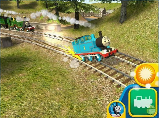 Thomas & Friends Kid Game