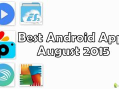 Top 5 Best Android Apps of August 2015