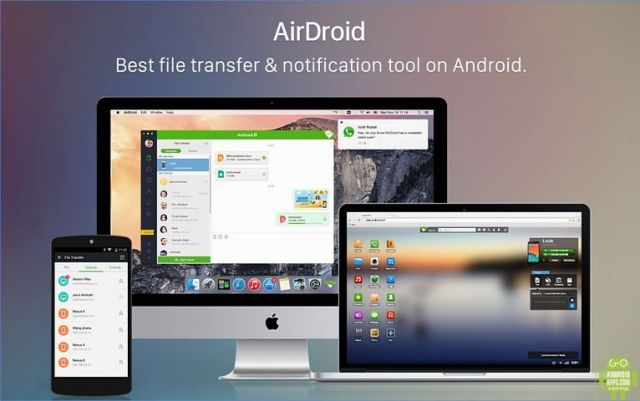AirDroid App
