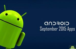 Top 5 Best Android Apps of September 2015