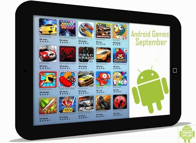 Top 5 Best Android Games of September 2015