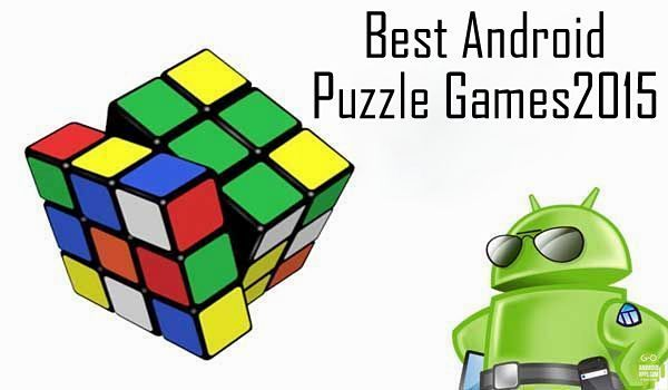 Top 5 Best Free Android Puzzle Games 2015