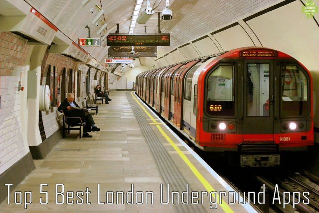 Top 5 Best London Underground Apps