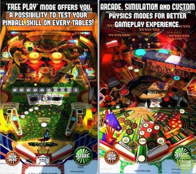 Zaccaria Pinball Game