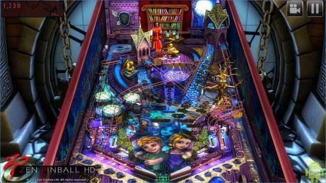 Zen Pinball Game