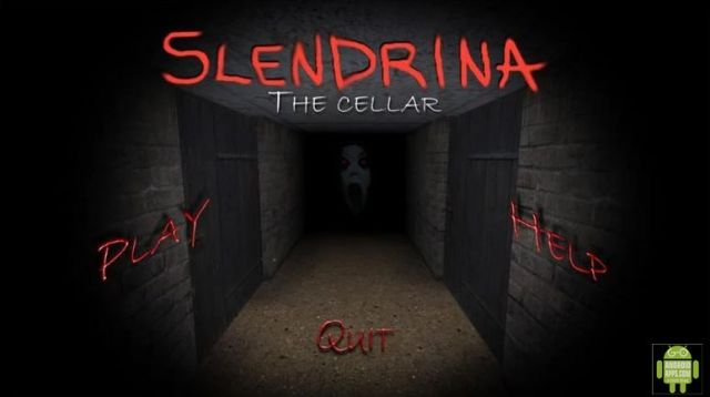 SlendrinaThe Cellar