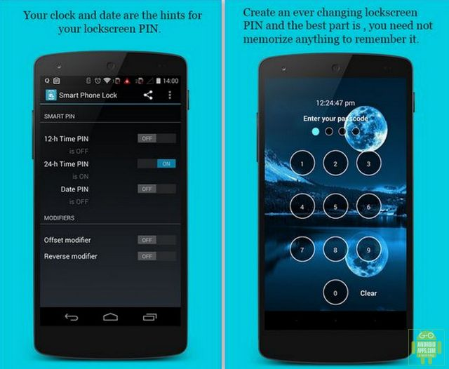 Smart Phone Lock - Lock screen