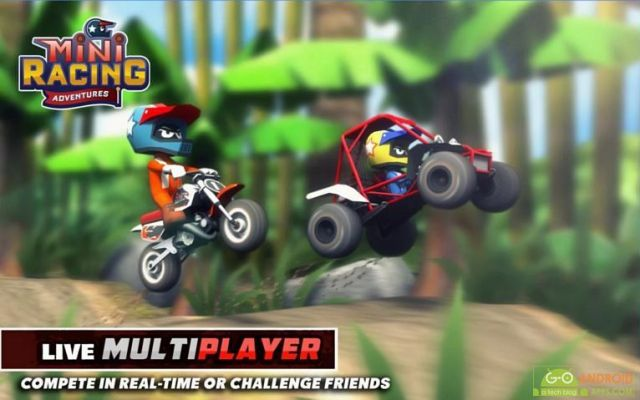 Mini Racing Adventures Game