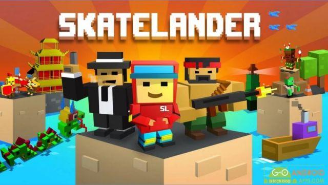 Skatelander Skateboard life