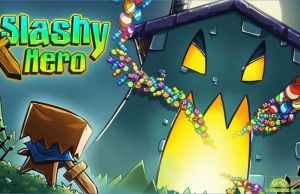 Slashy Hero Game