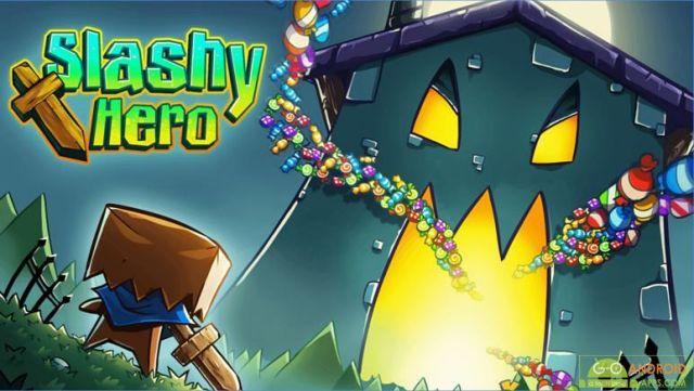 Slashy Hero Game
