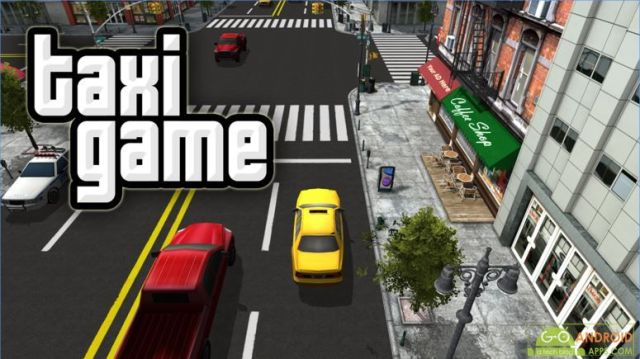 Taxi Game App