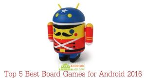 Top 5 Best Board Games for Android 2016