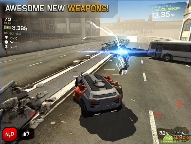 Zombie Highway 2 Game