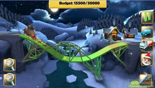 Bridge Constructor Android Simulation Game