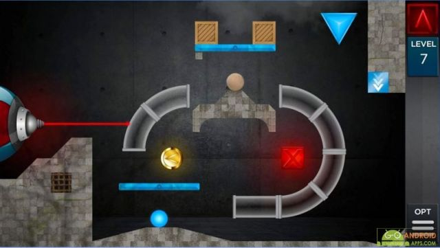 Laserbreak Pro Android Puzzle Game