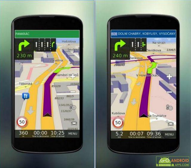 Offline maps & Navigation App