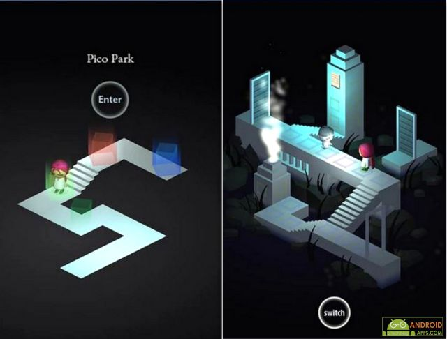 Outside World Android Puzzle Game