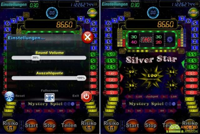 Silverstar von Sonderspiele
