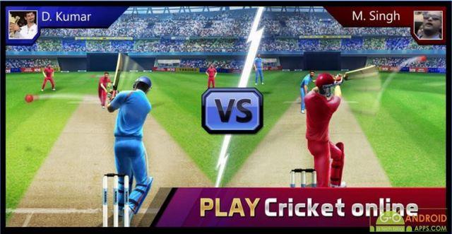 Smash Cricket Game