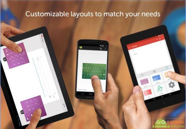 SwiftKey Keyboard App