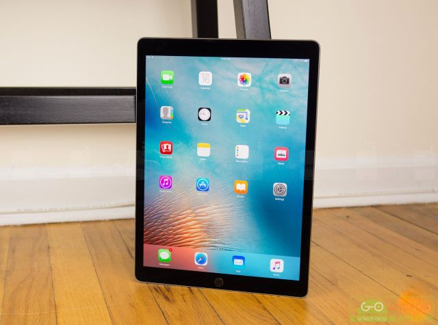 Apple iPad Pro First Look