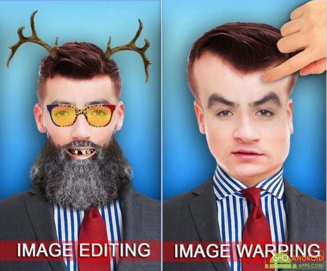 Funny Photo Editor App