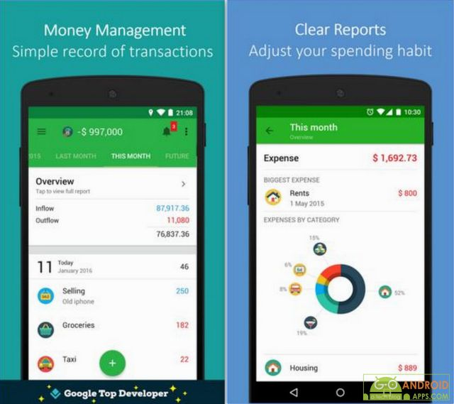 Money Lover - Money Manager App