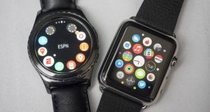 Samsung Gear 2 Vs Apple Watch 2016 Smartwatch