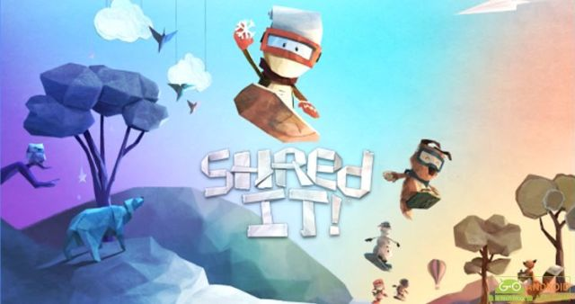 Shred It! Game