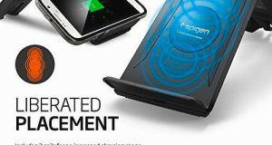 Spigen Premium Wireless Qi Charging Stand for Samsung Galaxy Note 5