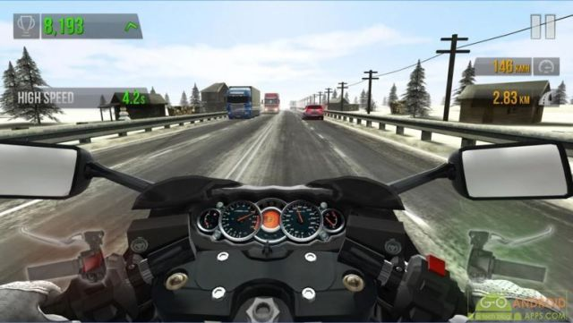 Traffic Rider Android Game