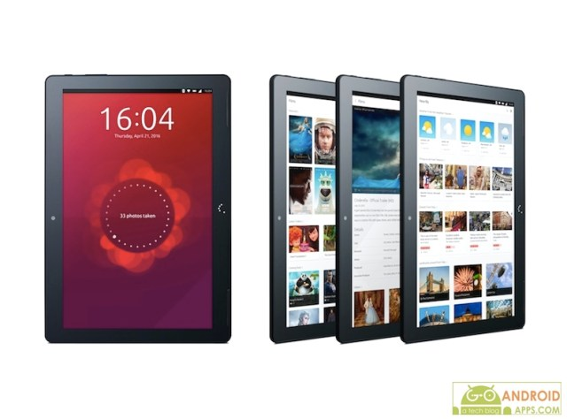 BQ Aquaris M10 Ubuntu Edition Tablet