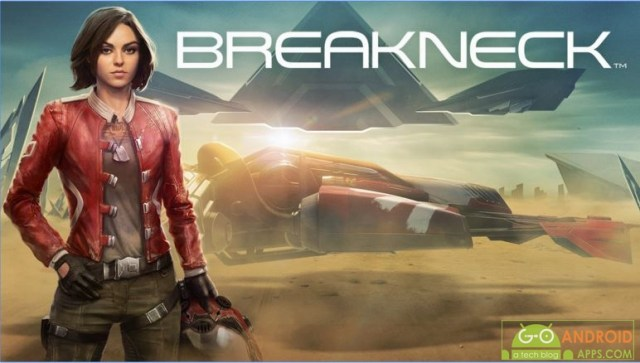 Breakneck Game