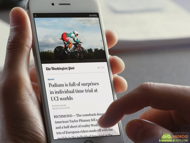 Facebook plans to open up its Instant Articles programme to all publishers globally