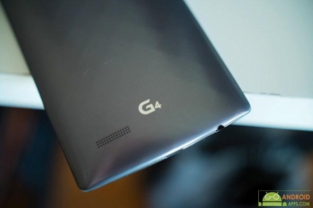 LG G4 Speakers