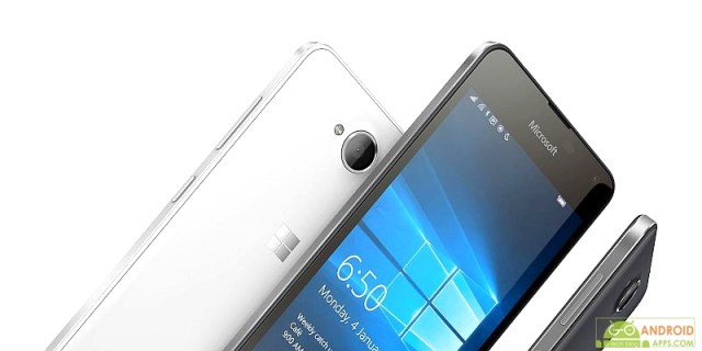 Microsoft Lumia 650 Mobile